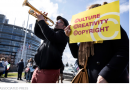 EU passes Article 13-amidst protest from GOOGLE