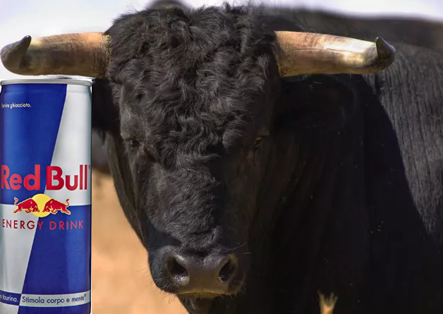 Red Bull and livestrong.com