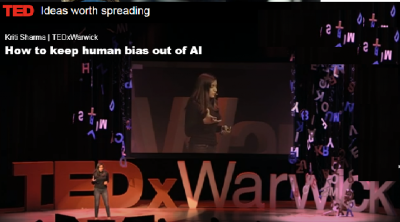 Human Bias and Artificial Intelligence