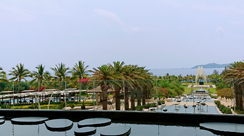 Sanya, the exotic place
